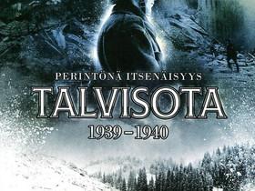 Talvisota 80 Vuotta Mitali /Kirjanen/Hieno Kotelo, Rahat ja mitalit, Keräily, Tampere, Tori.fi