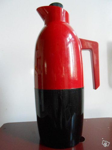 Vintage termoskannu