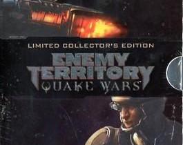 Quake Wars Limited Edition PC Pkt 2,5e/Nouto, Pelikonsolit ja pelaaminen, Viihde-elektroniikka, Tampere, Tori.fi