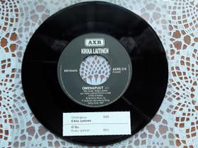 """Kikka Laitinen /O'ou 7"""" Omenapuut, Musiikki CD, DVD ja äänitteet, Musiikki ja soittimet, Rovaniemi, Tori.fi"""