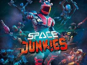 Space Junkies PS4 Uusi, Pelikonsolit ja pelaaminen, Viihde-elektroniikka, Lahti, Tori.fi