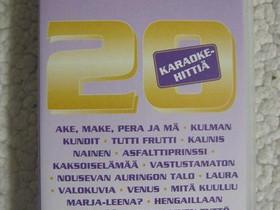 Suomi-Rock 2 VHS-karaokekasetti, Imatra/posti, Musiikki CD, DVD ja äänitteet, Musiikki ja soittimet, Imatra, Tori.fi