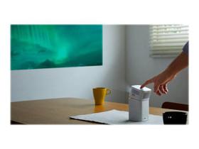 BENQ GV1 DLP LED Pieni kannettava Projectori, Kotiteatterit ja DVD-laitteet, Viihde-elektroniikka, Harjavalta, Tori.fi
