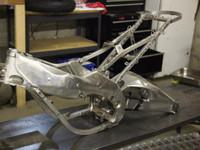Aprilia RS250 Runko