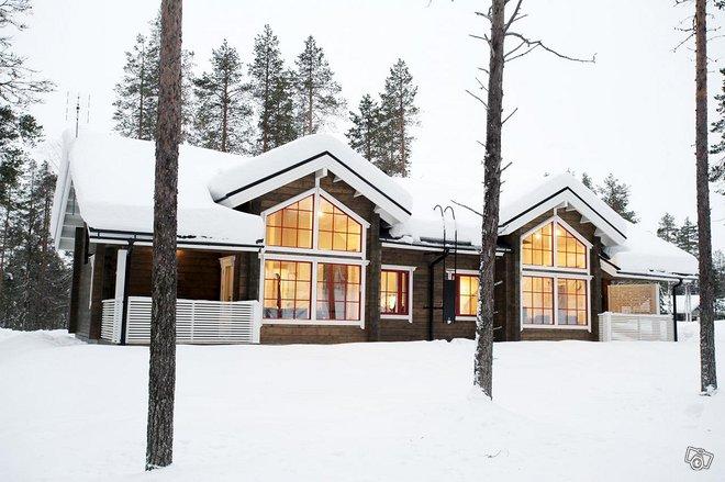 Moderni Ski-Inn mökki, 2kpl ilmaisia hissilippuja