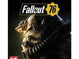 Fallout 76 PS4, Pelikonsolit ja pelaaminen, Viihde-elektroniikka, Lahti, Tori.fi