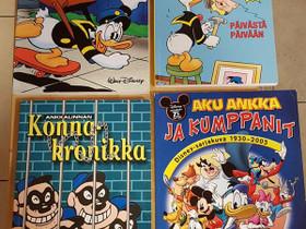 Aku Ankka, pehmeäkantiset 4e/kpl, Sarjakuvat, Kirjat ja lehdet, Hämeenkyrö, Tori.fi