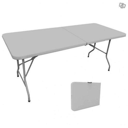 Kokoontaittuva pöytä