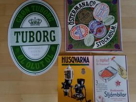 Kyltit, Akut, kortit yms, Muu keräily, Keräily, Hämeenlinna, Tori.fi