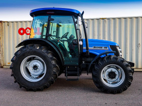 Solis 90 väkivahva 4WD traktori, Maatalouskoneet, Työkoneet ja kalusto, Oulu, Tori.fi