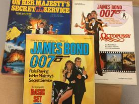 James Bond 007 - roolipeli / RPG, Pelit ja muut harrastukset, Jyväskylä, Tori.fi