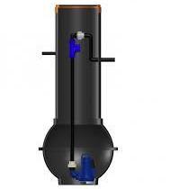 MX-jätevesipumppaamo 800/560, KSB S 545 ND, LVI ja putket, Rakennustarvikkeet ja työkalut, Heinola, Tori.fi