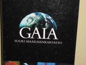 Gaia - suuri maailmankartasto, Oppikirjat, Kirjat ja lehdet, Juuka, Tori.fi