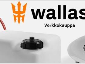 WALLAS Mökki- ja Venetuotteet, Lämmityslaitteet ja takat, Rakennustarvikkeet ja työkalut, Imatra, Tori.fi