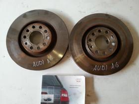 Audi A6 (4B) 3.0L Jarrujärjestelmä, Autovaraosat, Auton varaosat ja tarvikkeet, Tuusula, Tori.fi