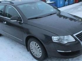Purkuauto: VW PASSAT FARM 1,6d -2010, Autovaraosat, Auton varaosat ja tarvikkeet, Tampere, Tori.fi