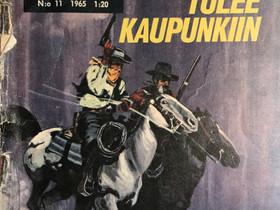 Colorado N:o 11 1965 Tappaja tulee kaupunkiin, Muut kirjat ja lehdet, Kirjat ja lehdet, Oulu, Tori.fi