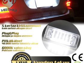 Audi TT LED Rekisterikilven valot ;6000K valkoinen, Lisävarusteet ja autotarvikkeet, Auton varaosat ja tarvikkeet, Tuusula, Tori.fi