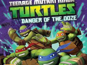 Teenage Mutant Ninja Turtles Danger of the Ooze PS, Pelikonsolit ja pelaaminen, Viihde-elektroniikka, Lahti, Tori.fi