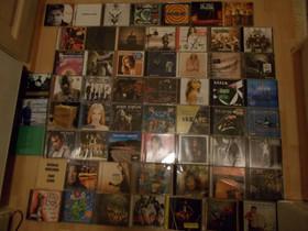 CD levyjä, Musiikki CD, DVD ja äänitteet, Musiikki ja soittimet, Tampere, Tori.fi