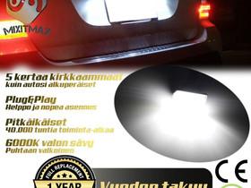 Mazda kirkkaat LED Rekisterivalot ; Luksus, Autovaraosat, Auton varaosat ja tarvikkeet, Tuusula, Tori.fi