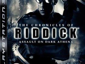 The Chronicles Of Riddick Assault on Dark Athena P, Pelikonsolit ja pelaaminen, Viihde-elektroniikka, Lahti, Tori.fi
