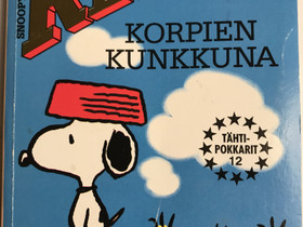 Snoopy Ressu Korpien kunkkuna 1992, Sarjakuvat, Kirjat ja lehdet, Oulu, Tori.fi