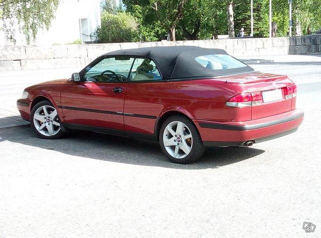 Saab 9-3 2,0t aut avoauto 14