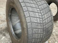 495/45R22.5 hyvärunkoisia Michelin renkaita