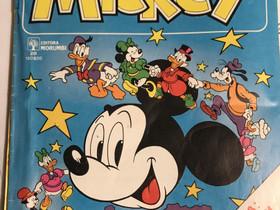 As Melhores Historias do Mickey v 1988, Sarjakuvat, Kirjat ja lehdet, Oulu, Tori.fi
