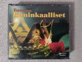 Tangon Kuninkaalliset (4 x cd), Imatra/posti, Musiikki CD, DVD ja äänitteet, Musiikki ja soittimet, Imatra, Tori.fi