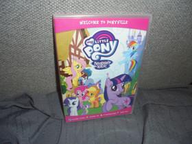 DVD MY Little Pony, Elokuvat, Kotka, Tori.fi