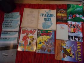 Lehdet,kirja, Muut kirjat ja lehdet, Kirjat ja lehdet, Tampere, Tori.fi