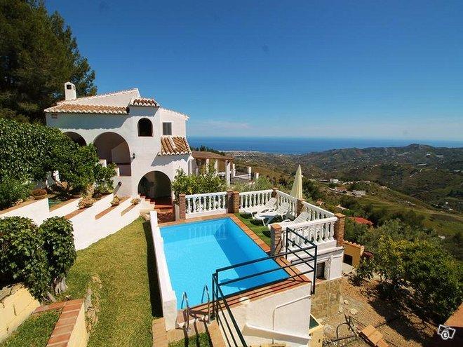 Villa Ventorillo, lomahuvila Costa del Solilla