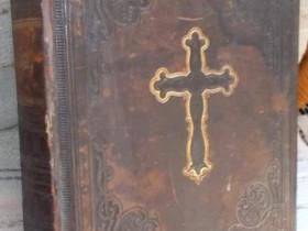 Wanha HARVINAINEN BIBLIA-Raamattu vuodelta 1878, Muut kirjat ja lehdet, Kirjat ja lehdet, Helsinki, Tori.fi