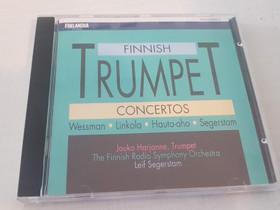 Cd finnish trumpet concerts, Musiikki CD, DVD ja äänitteet, Musiikki ja soittimet, Kirkkonummi, Tori.fi
