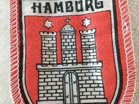 Hamburg Hampuri kangasmerkki /hihamerkki, Muu keräily, Keräily, Keuruu, Tori.fi