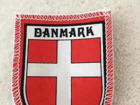 Danmark Tanska kangasmerkki / hihamerkki, Muu keräily, Keräily, Keuruu, Tori.fi