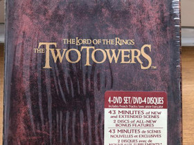 The lord of the rings - the two towers (alue 1), Elokuvat, Helsinki, Tori.fi