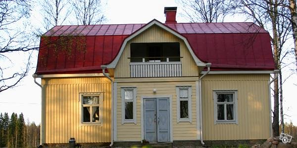 Iso mökki, 10 hklön sauna ja palju: Timon Torppa