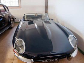 Avoauto Jaguar E Roadster vm. 1963, Autot, Mäntyharju, Tori.fi