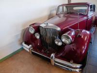 Jaguar Mark 5 vm. 1950 -50