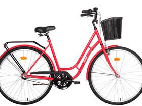 Solifer Klassikko 3-v punainen naisten polkupyörä, Muut pyörät, Polkupyörät ja pyöräily, Harjavalta, Tori.fi