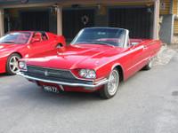 Thunderbirt vm.1966 -60