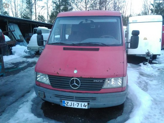 Mercedes-Benz Sprinter 312, 2+3 Ka 3