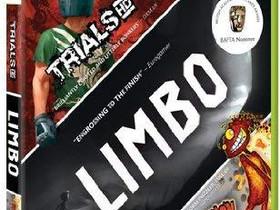 Limbo,Trials HD & Splosion Man Collection Xbox 360, Pelikonsolit ja pelaaminen, Viihde-elektroniikka, Lahti, Tori.fi