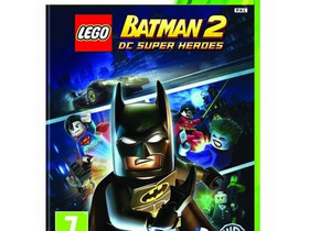 Lego Batman 2 DC Super Heroes Xbox 360, Pelikonsolit ja pelaaminen, Viihde-elektroniikka, Lahti, Tori.fi