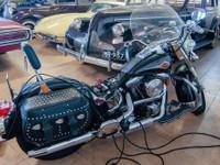 Harley Davidson Heritagesoftail vm. 1999 -99