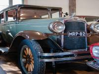 Pontiac museoauto -50