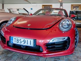 Porsche 911 Turbo S, vm.2014, Autot, Mäntyharju, Tori.fi